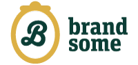 Brandsome Sticky Logo